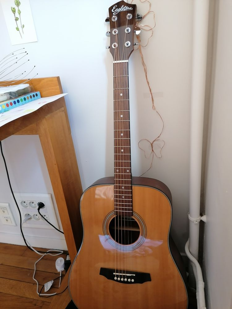 Guitare acoustique Eagelton 120 Paris 14 (75)