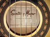 Guitare classique enfant  Santos y Mayor  99 Mâcon (71)