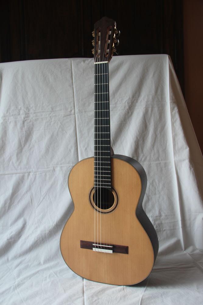 Guitare classique de luthier 650 La Seyne-sur-Mer (83)