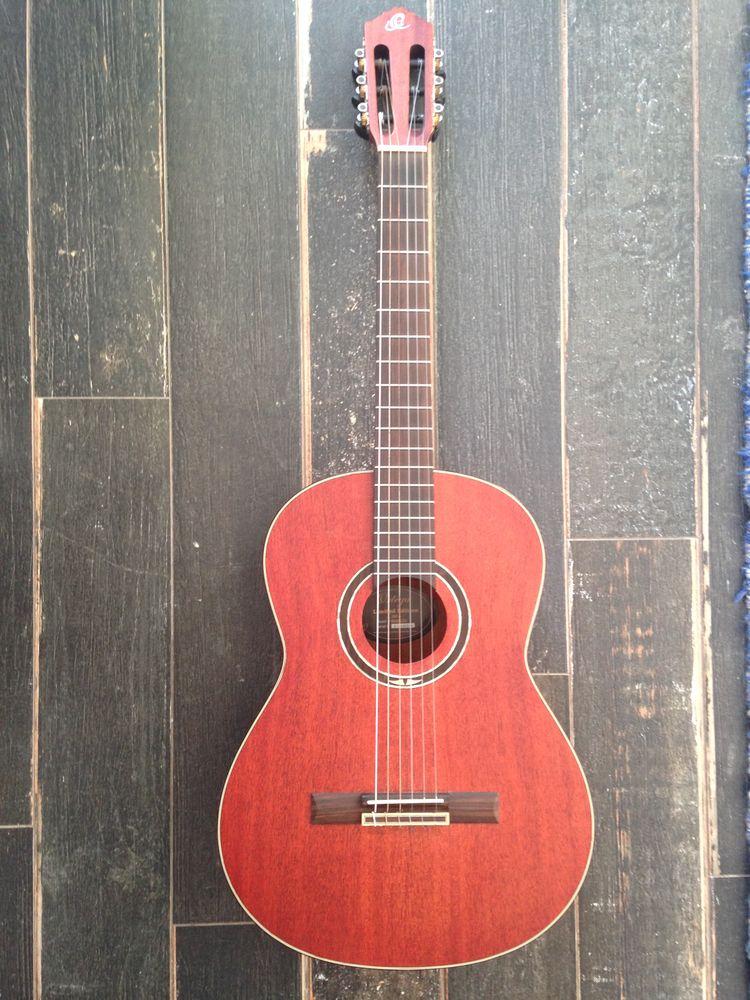 Guitare Classique Ortega Manche Fin 210 Beausoleil (06)