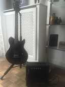 Guitare électrique+Ampli+Wawa  150 Montrouge (92)