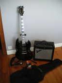 guitare electrique LTD avec ampli FENDER Mustang 1 de 20w  350 Albi (81)