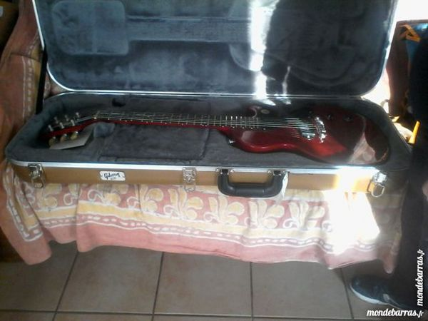 Guitare électrique Gibson Les Paul Junior Single C Instruments de musique