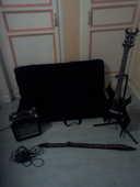 Guitare electrique bc rich warlock série bronze 265 Armbouts-Cappel (59)