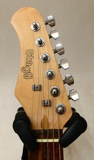 Guitare éléctrique STAGG 75 Lamballe (22)