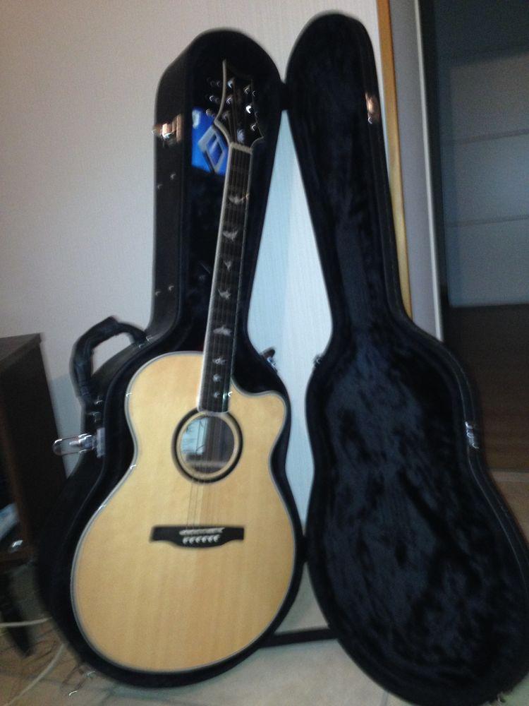 guitare électro acoustique 780 La Chapelle-Saint-Martin-en-Plaine (41)
