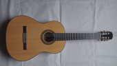 Guitare Flamenco Blanca Anders Eliasson 1800 Saint-Etienne (42)