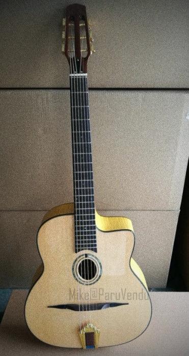 Guitare Gypsy Manouche 0 La Ferrière (85)