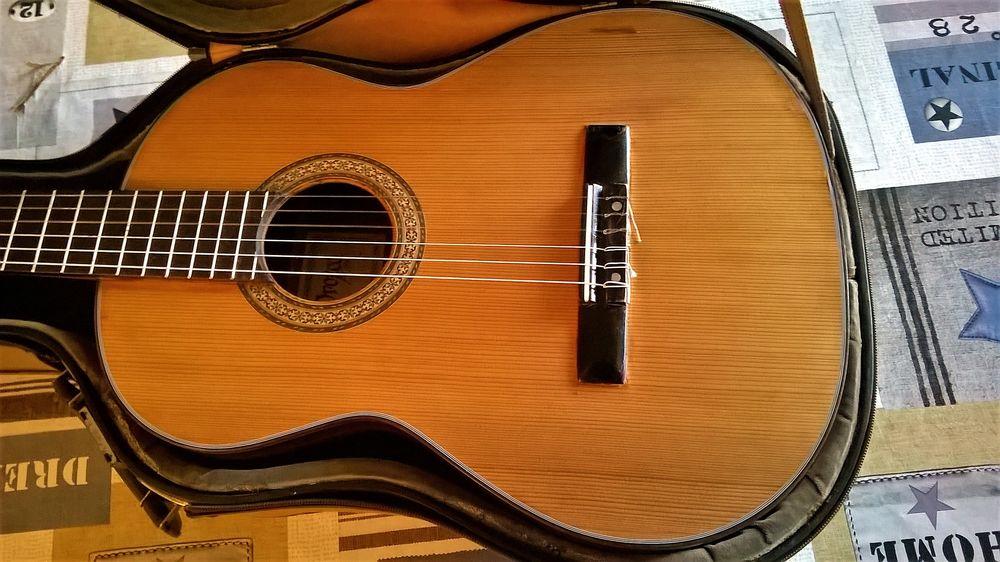 Guitare Juan Orozco Nylon 4/4 Classique 1976 700 Ramatuelle (83)