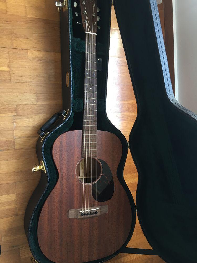 Guitare Martin & Co. 00 - 15m pré amplifié (fishman) 1500 Nogent-sur-Marne (94)