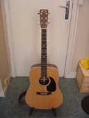 guitare martin D28 et son étui 2000 La Houssaye-en-Brie (77)