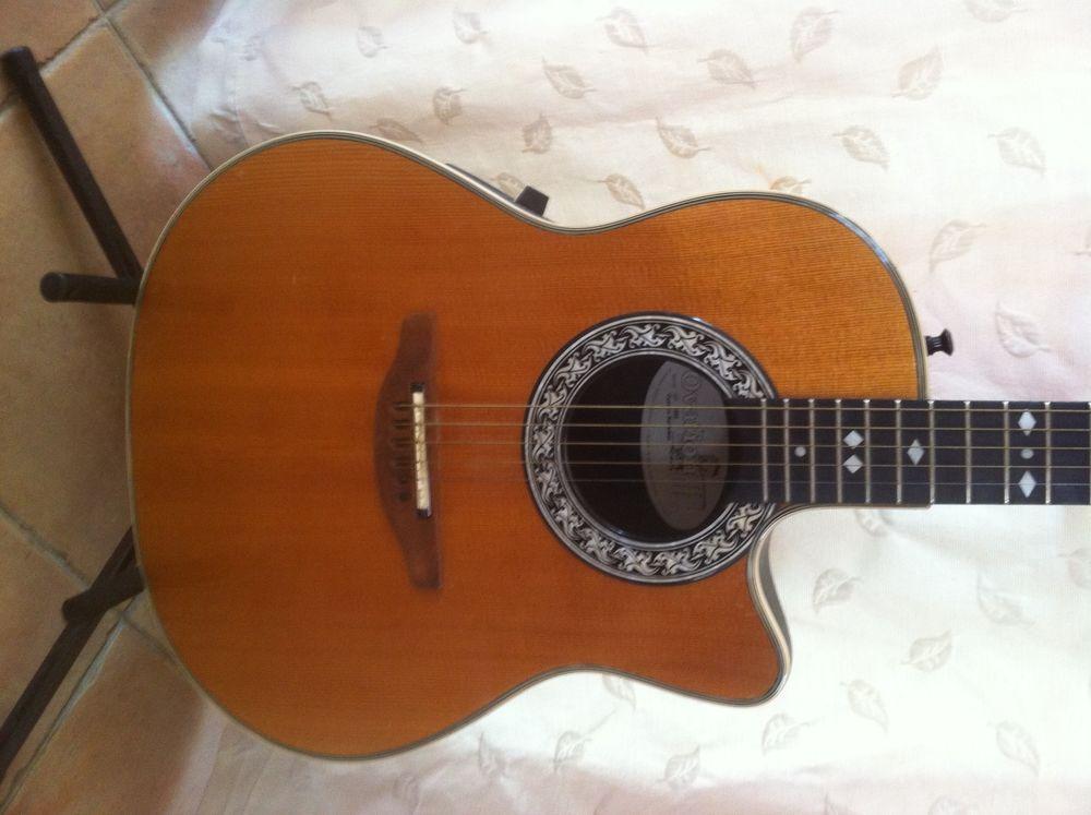 Guitare Ovation Custom Balladeer 1862 750 Auriol (13)