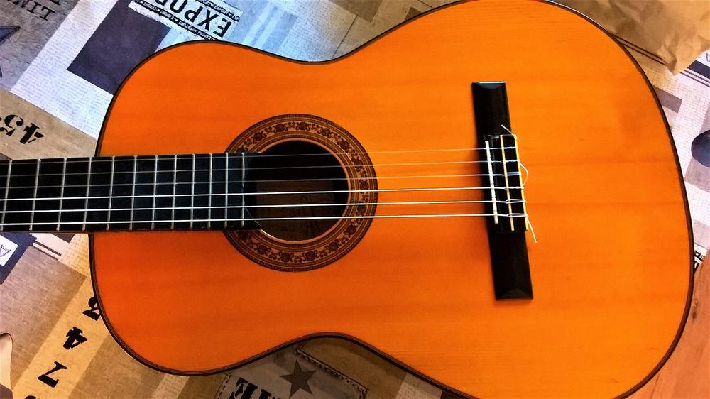 Guitare Pierre Anastasio 4/4 Classique Nylon 390 Ramatuelle (83)
