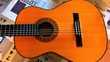 Guitare Pierre Anastasio 4/4 Classique Nylon