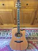 Guitare takamine electro acoustique limited edition lt 950 Nice (06)