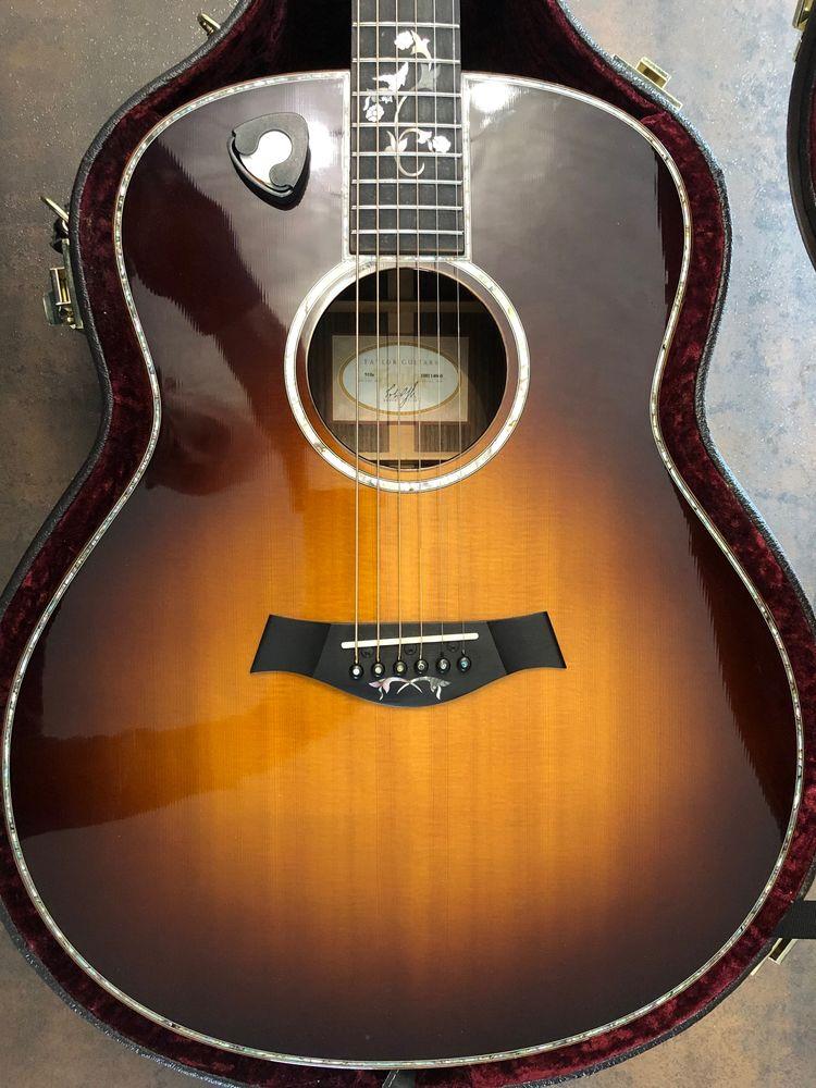 Guitare TAYLOR 918E Tobacco Sunburst 2700 Annemasse (74)