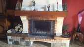 habillage cheminée 300 Louviers (27)