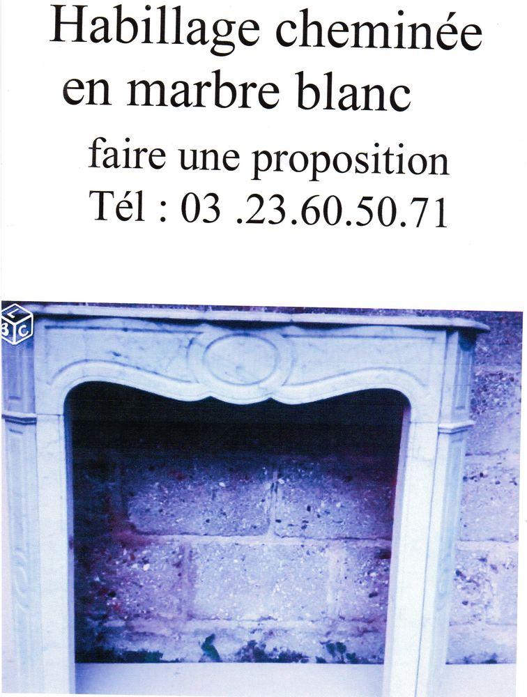 Habillage cheminée  0 Artemps (02)