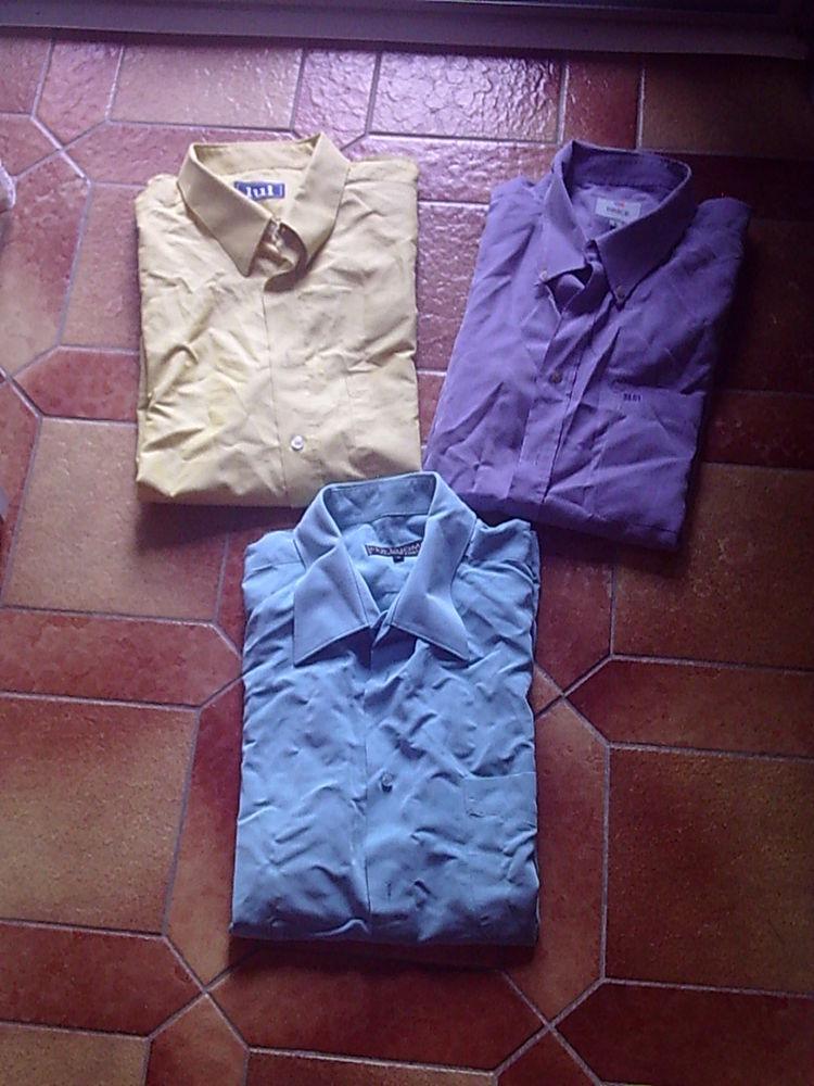 Habits HOMME (pantalons, chemises, pulls, gilets, vestes...) 1 Bouxwiller (67)