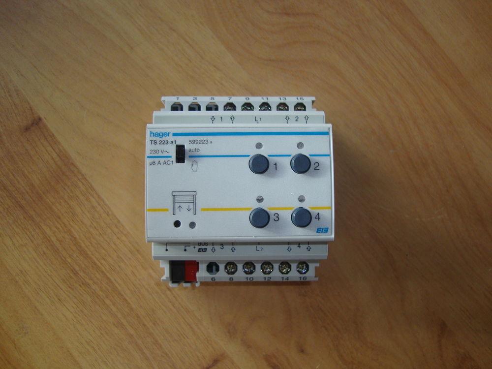 Hager - Tebis TS - TS223 - TS 223 - EIB - KNX Bricolage