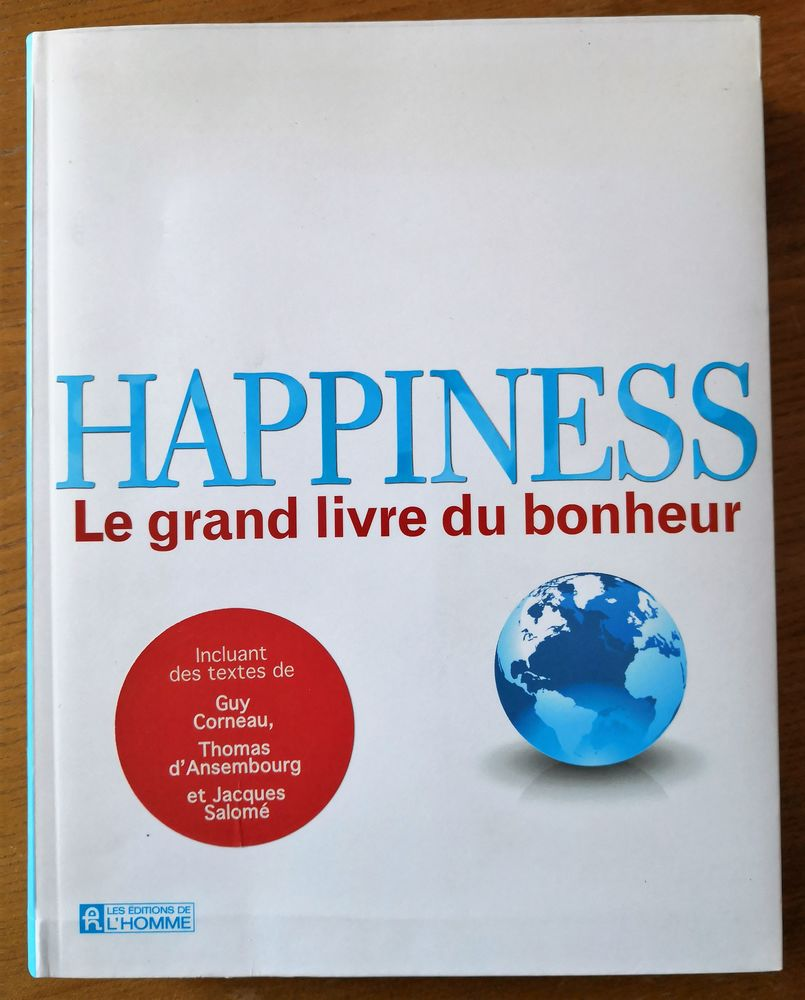 Happiness - Le grand livre du bonheur 11 Nice (06)