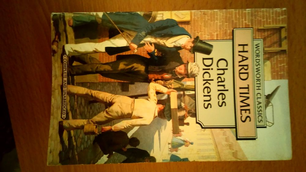 Hard times, Charles DICKENS 2 Limoges (87)