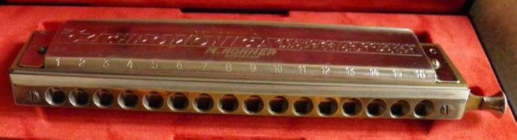 harmonica Honner 16 trous 280c chromatique 110 Chamoux-sur-Gelon (73)