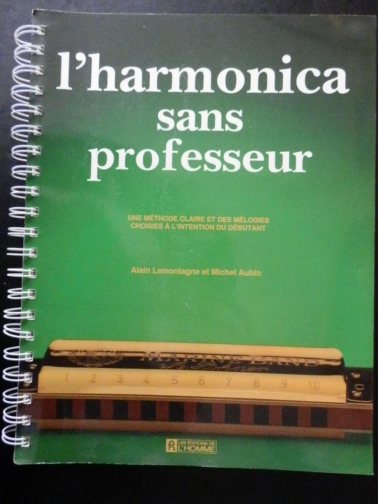 l'harmonica sans professeur 20 Coulommiers (77)