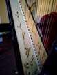 Harpe Athena table droite noire (paris 13e) Instruments de musique