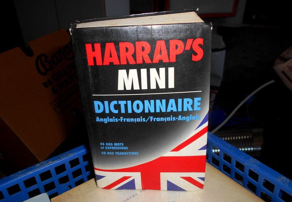 HARRAP'S Mini Dictionnaire Anglais Français et Français 7 Monflanquin (47)