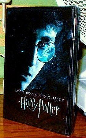DVD  Harry Potter   Bonus exclusifs  DVD NEUF  5 Saumur (49)