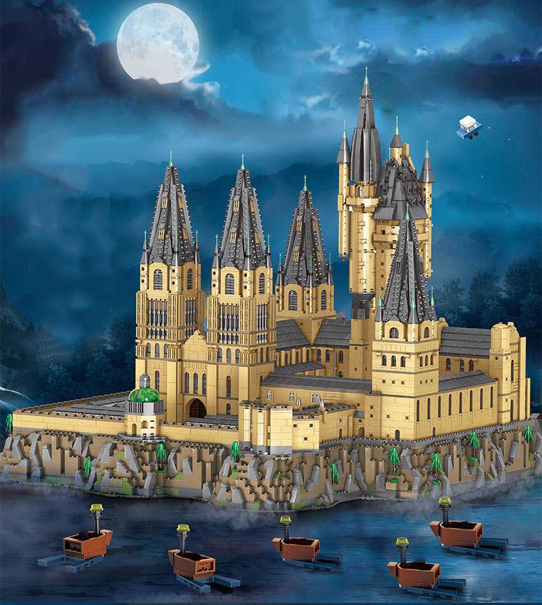 Harry Potter - Le château de Poudlard  390 Chalon-sur-Saône (71)