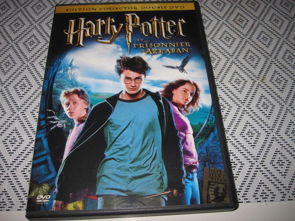 DVD  Harry Potter et le prisonnier d'Azkaban  3 Poitiers (86)