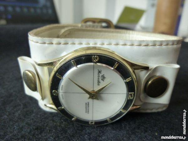 HARWESTER montre mécanique Suisse DIV0506 60 Metz (57)