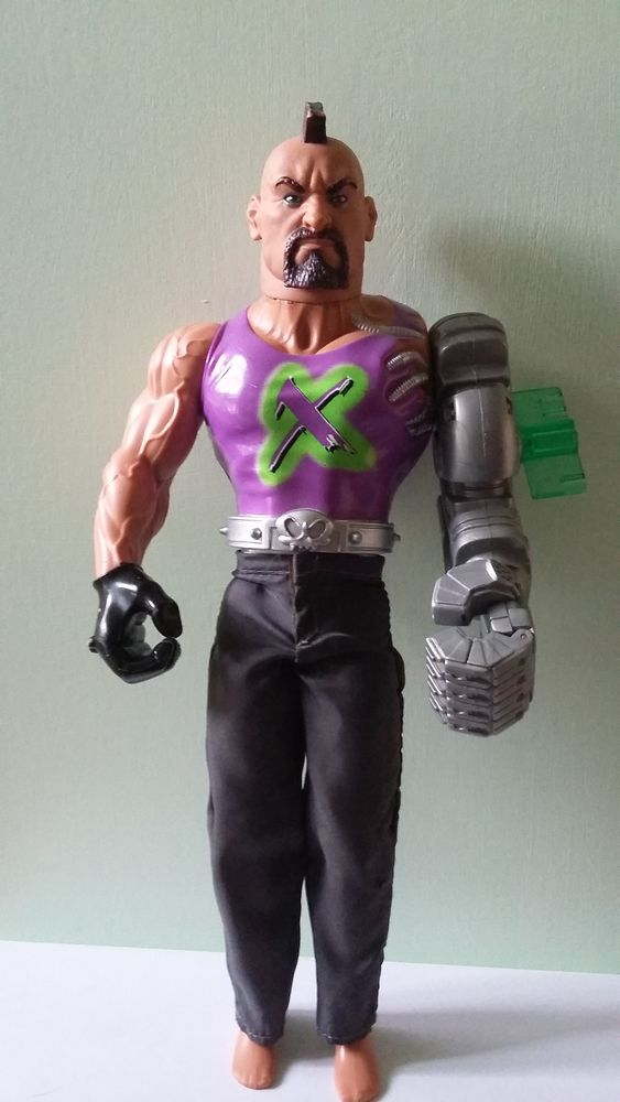 Hasbro 1999 : Action Man : Dr X 10 Limoges (87)