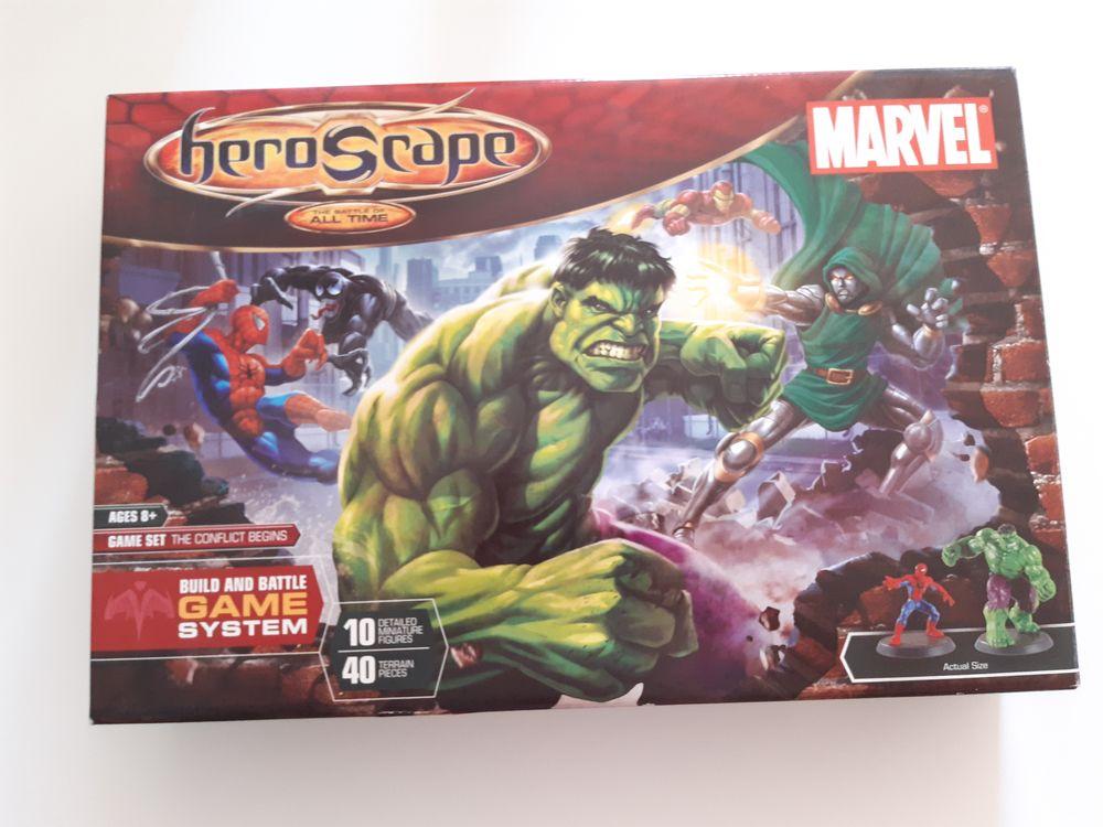 Hasbro heroscape set de base the conflict begins 200 Ponteils-et-Brésis (30)