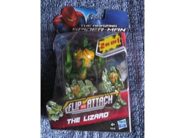 Hasbro - Spiderman - Flip & Attack Villain 8 Le Bouscat (33)