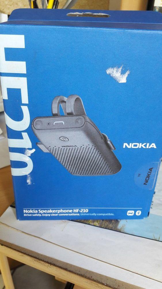 Haut parleur et kit mains libres Nokia HF-210 20 Mouguerre (64)
