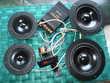 Lot de 4 haut-parleurs sono -- 4 ohms-3 voies MARQUE SPLS