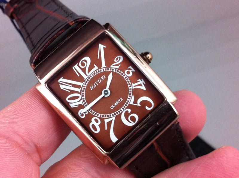 HAYUXI montre jumbo mode unisexe 2011 HAY0006 75 Metz (57)