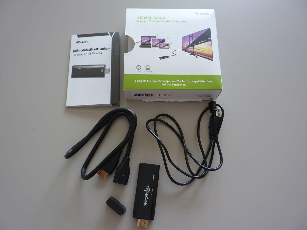 Clé HDMI - Stick MMS - 895 micra +   TVPeCee 20 Saint-Maur-des-Fossés (94)