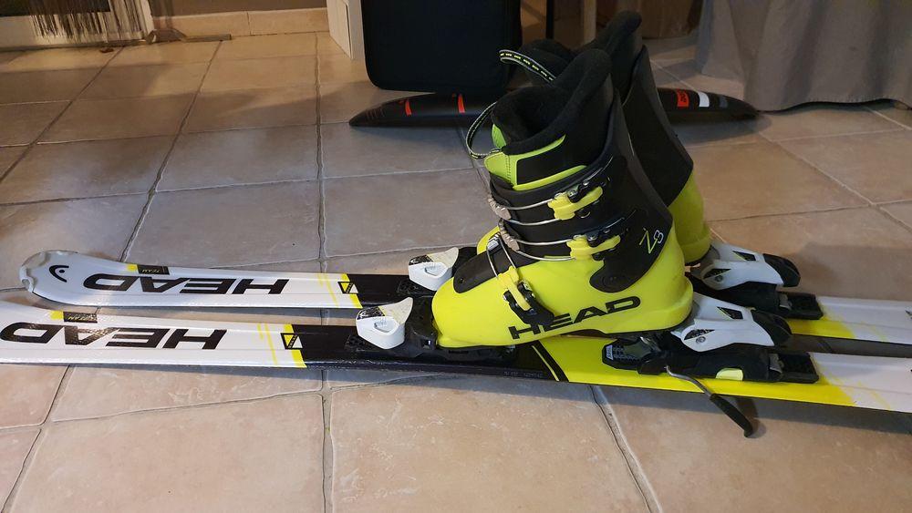 Ski head 137 avec chaussure head 230 235 0 Auriol (13)