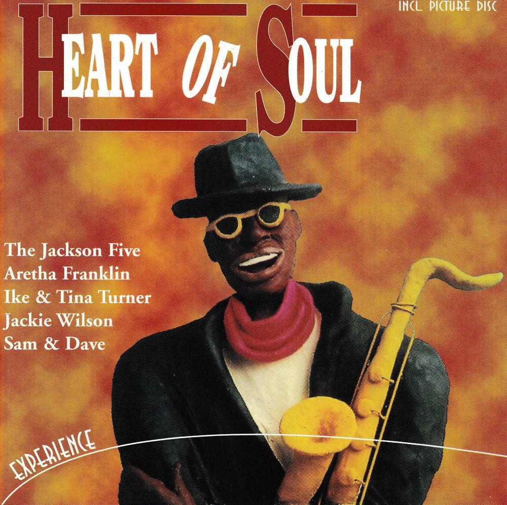 CD     Heart Of Soul      Compilation 5 Bagnolet (93)
