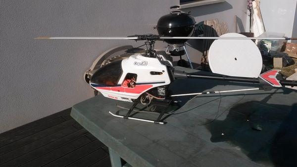 hélicoptère rc ergo 30 Jeux / jouets