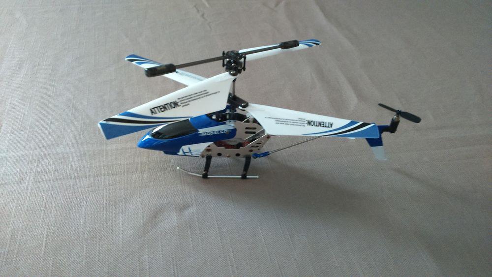 Hélicoptère radiocommandé 20 Blois (41)