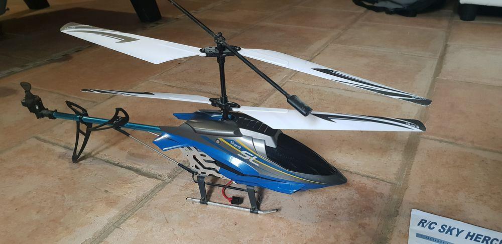 Hélicoptère téléguidé 70cm 40 Vaison-la-Romaine (84)