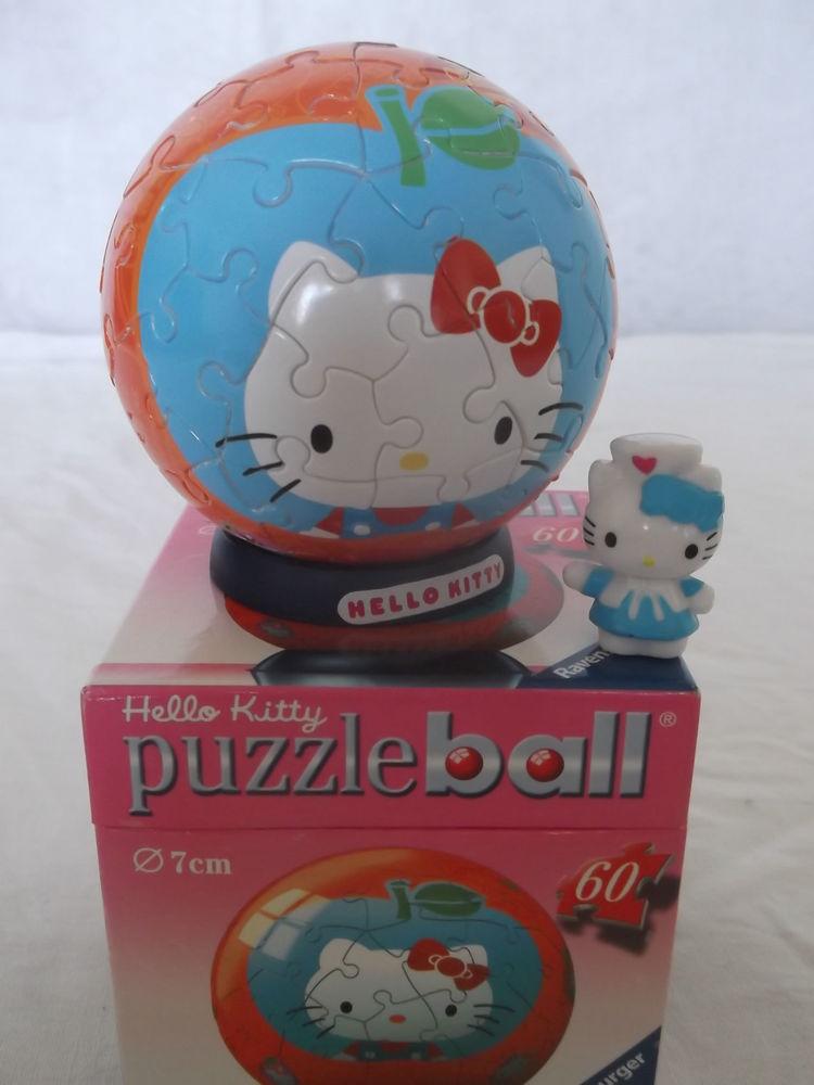 Hello Kitty Puzzle Ball - 60 pièces 7 cm 3 Ivry-sur-Seine (94)