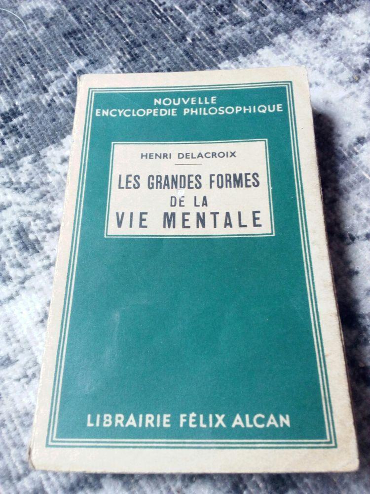 Henri Delacroix les grandes formes de la vie mentale 28 Lisieux (14)