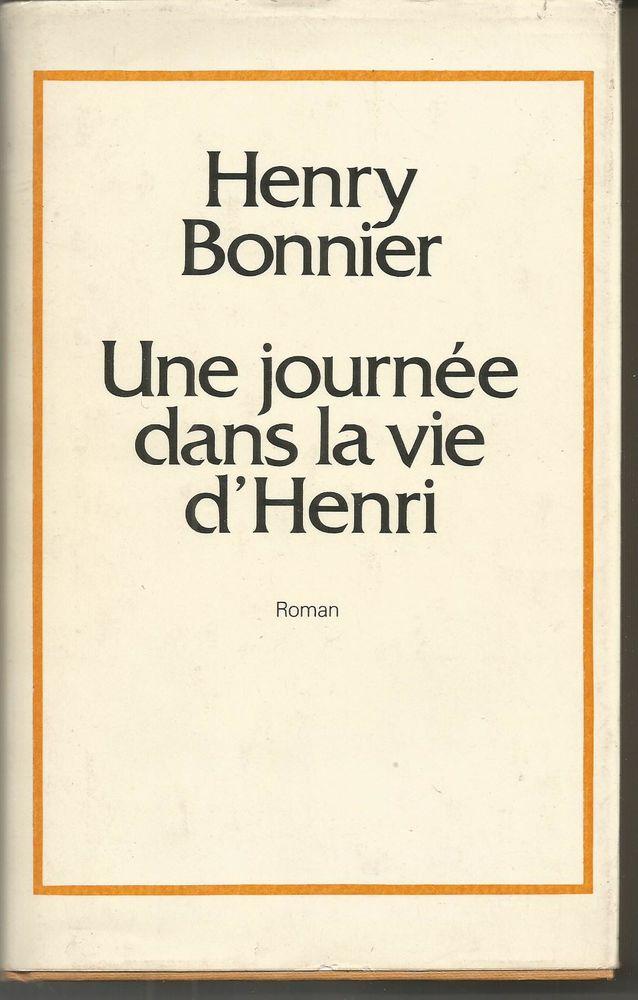 Henry BONNIER Une journée dans la vie d'Henri 5 Montauban (82)