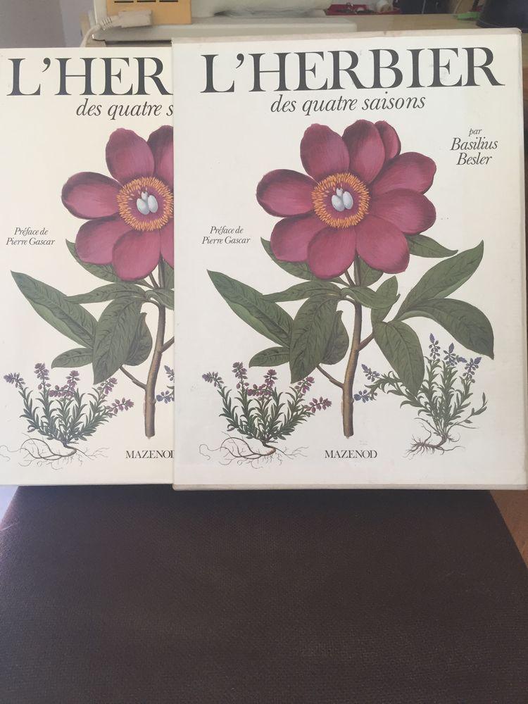 L'Herbier des quatre saisons Par Basilius Besler. 190 Carqueiranne (83)